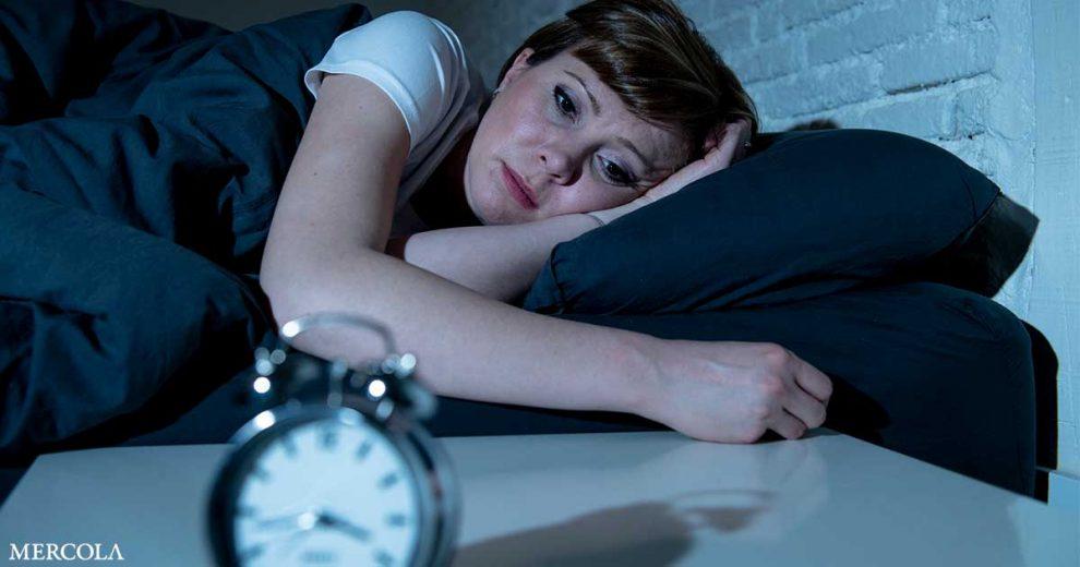 Average Sleep Time Drops, Increasing Health Risk