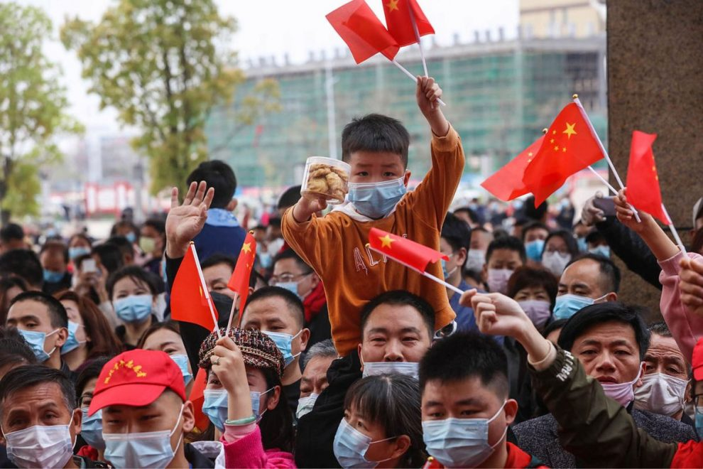 China to lift two-month coronavirus lockdown for most of Hubei province amid hopes they've finally contained disease