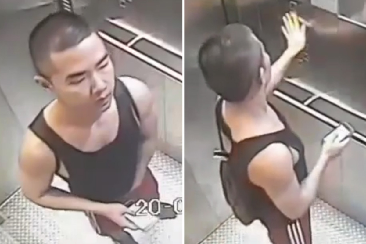 Coronavirus sicko jailed for smearing bodily fluids on lift buttons at metro station in Thailand