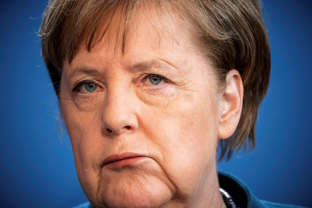 German Chancellor Angela Merkel in quarantine after meeting with doctor who tested positive for coronavirus