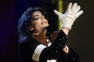 Michael Jackson's famous white glove sells for more than £85,000 at auction