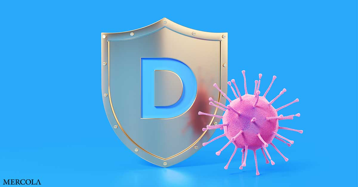 Vitamin D Combats Viral Infections and Boosts Immune System