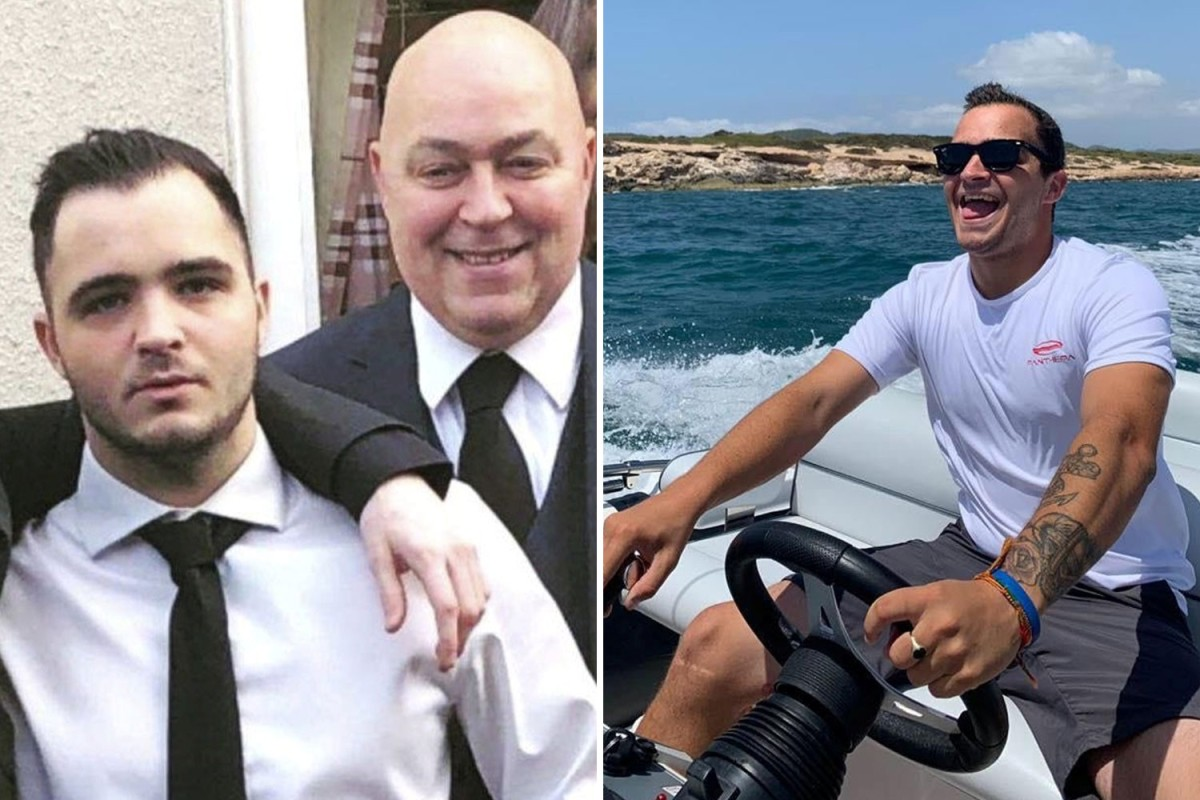 Dad of Brit missing in Ibiza says TEN bodies have been found in searches for his son across the island