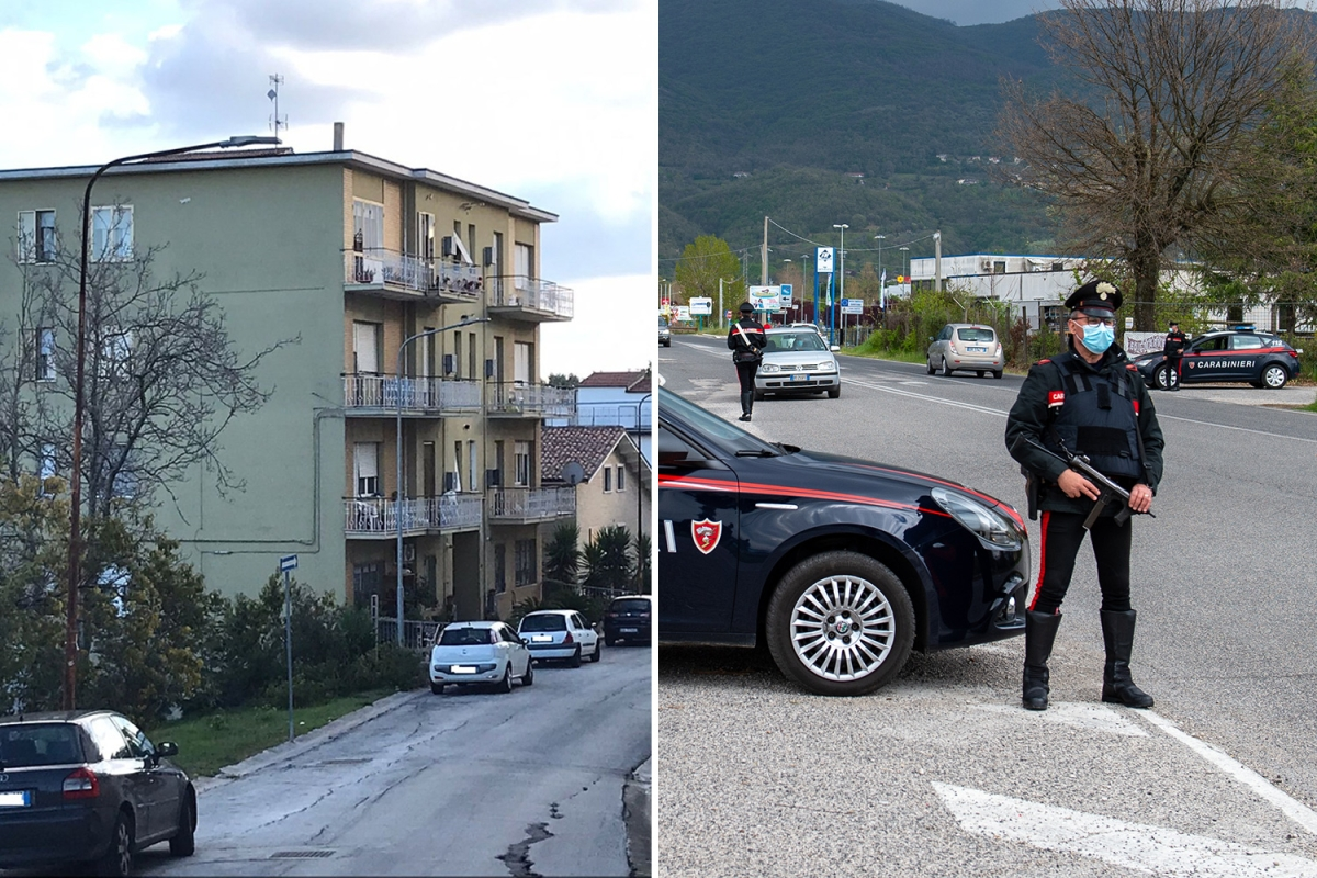 Brit tourist 'held hostage for 8 days' in Italy is found by rescuers chained to a radiator after coded text to his dad