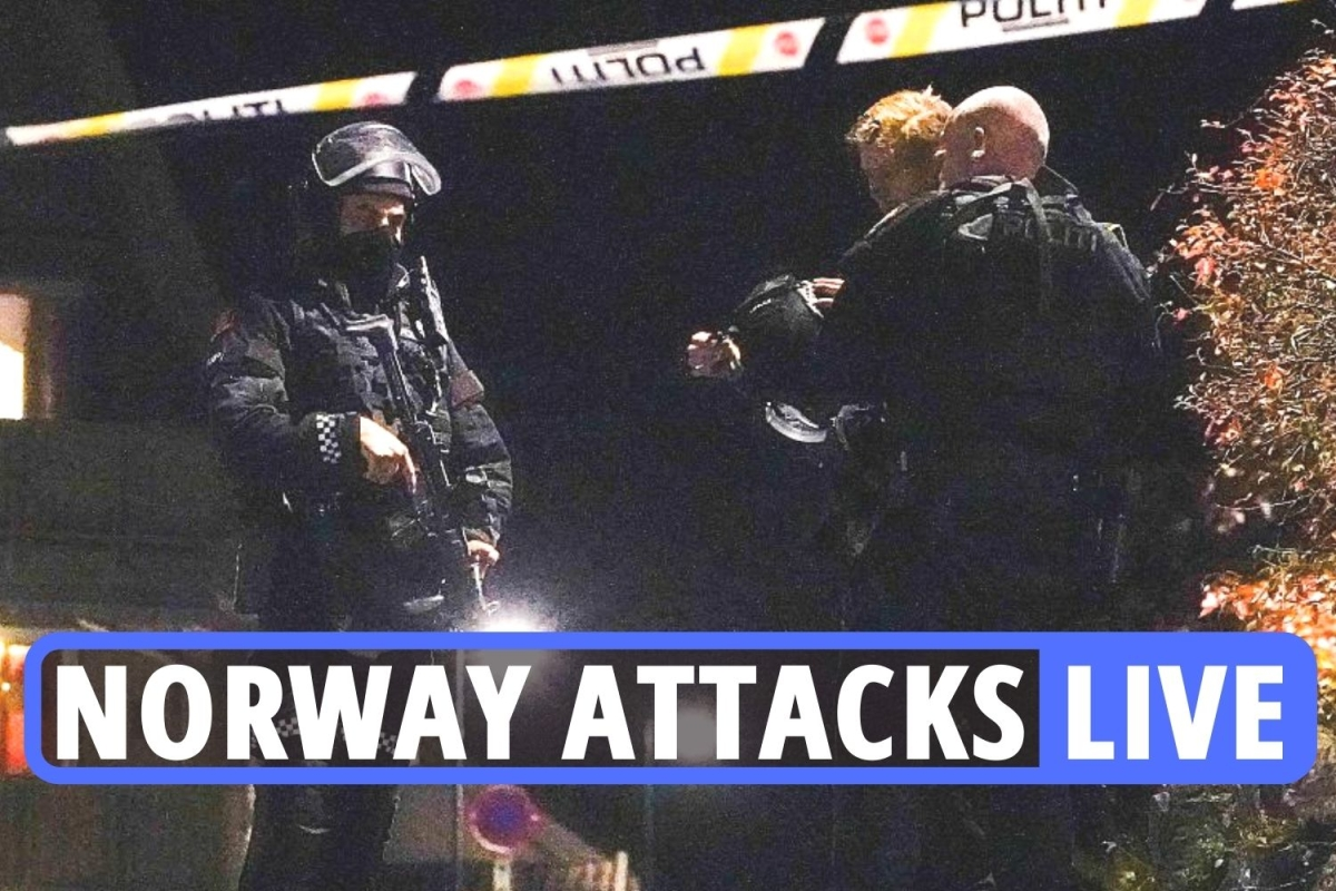 Norway bow and arrow attacks LIVE – 'Many dead' and several others injured as man goes on rampage 'killing strangers'