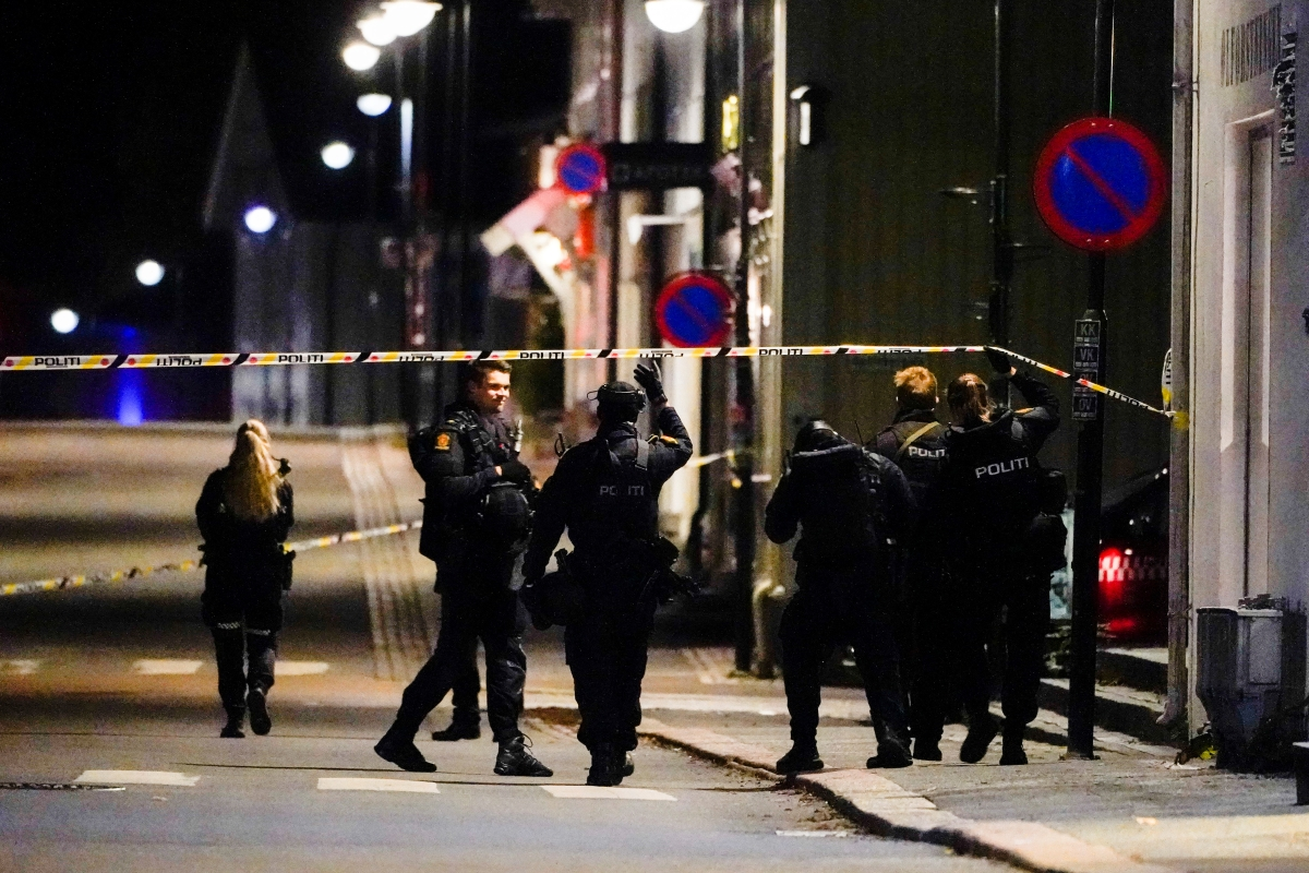 Norway bow attack – Bow & arrow killer who 'converted to Islam' escaped cops before arrest after killing 5 & injuring 2