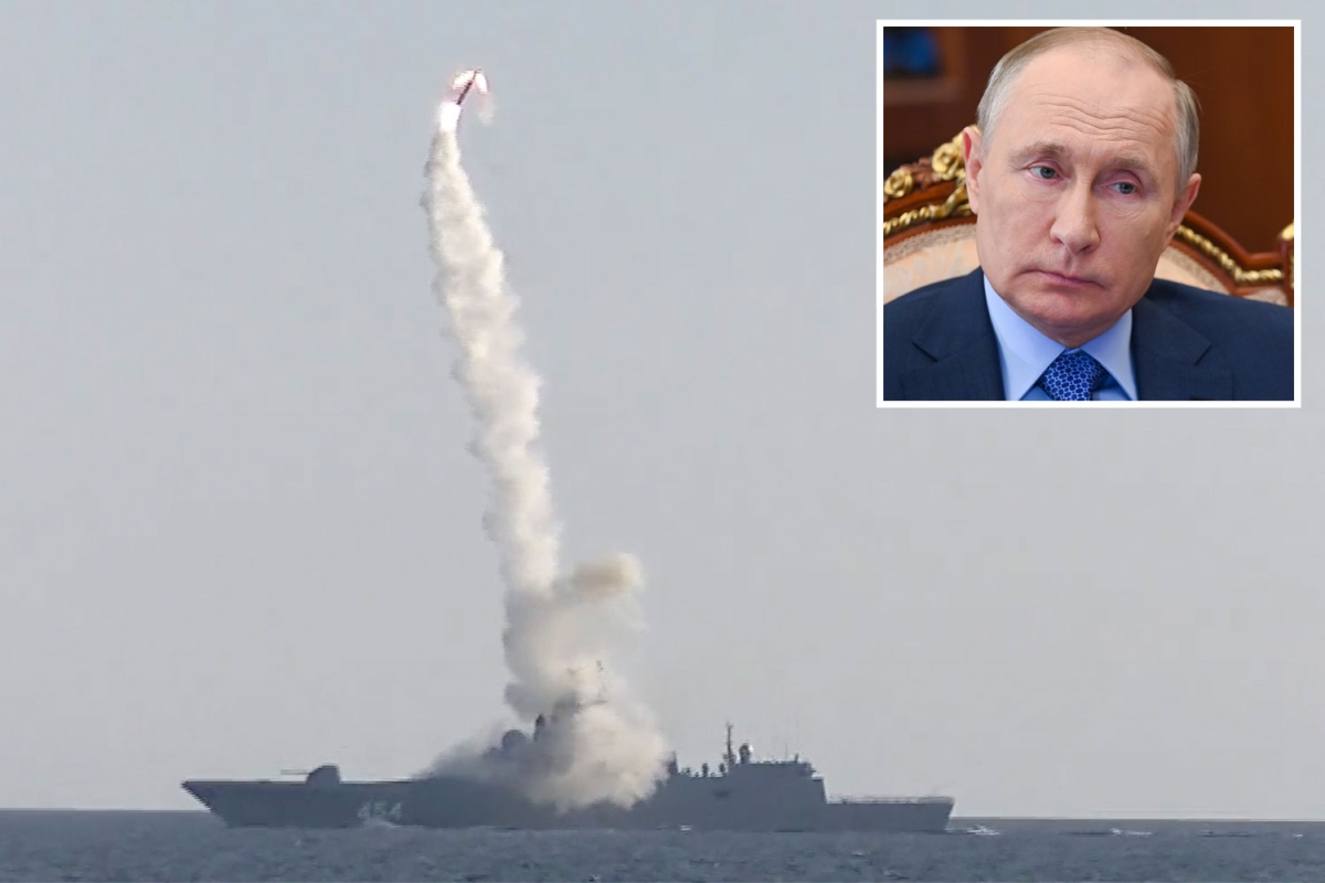 Putin boasts hypersonic nukes capable of wiping out US cities are bigger, better & already 'on alert' sparking WW3 fears