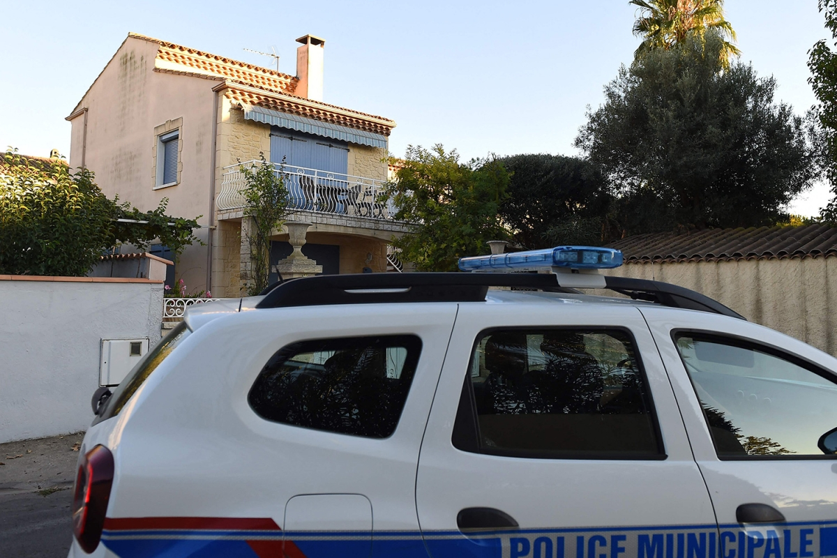 Retired teacher, 77, found decapitated with her head on the table at South of France resort as cops launch murder probe