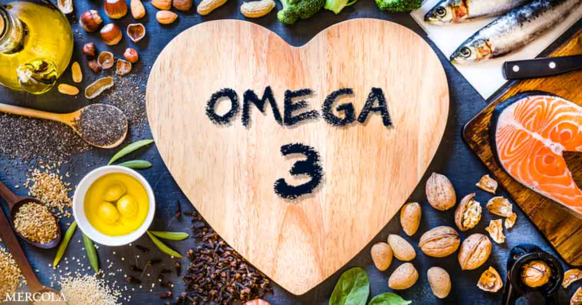 Why You Need More Omega-3